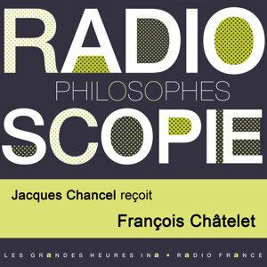 François Châtelet, Jacques Chancel Foto artis