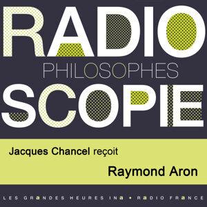 Raymond Aron, Jacques Chancel Foto artis