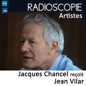 Jean Vilar, Jacques Chancel Foto artis