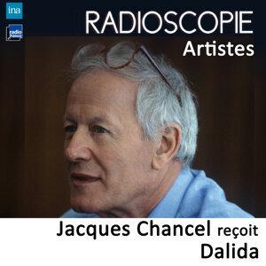 Dalida, Jacques Chancel Foto artis