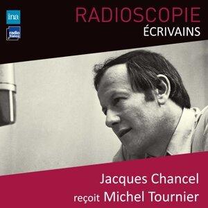 Michel Tournier, Jacques Chancel Foto artis