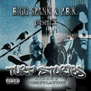 Bigg Spank, P.B.K. Foto artis