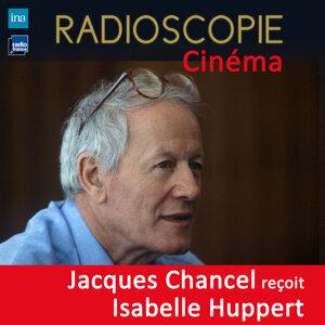Isabelle Huppert, Jacques Chancel Foto artis