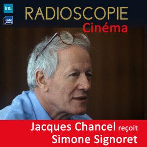 Simone Signoret, Jacques Chancel Foto artis