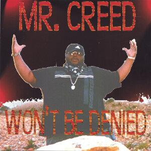 Mr. Creed Foto artis