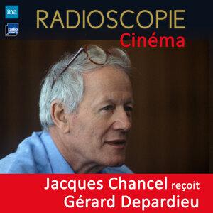 Gérard Depardieu, Jacques Chancel Foto artis