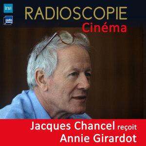 Annie Girardot, Jacques Chancel Foto artis