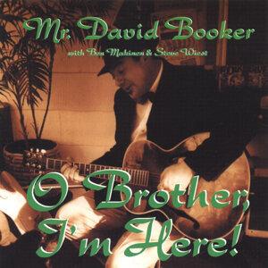 Mr. David Booker Foto artis
