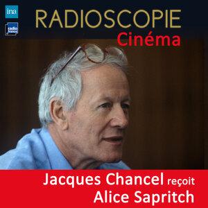 Alice Sapritch, Jacques Chancel Foto artis