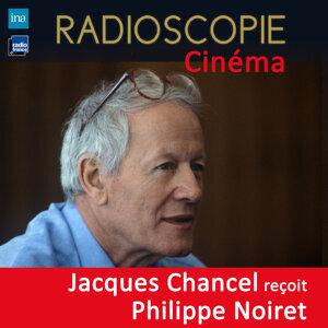 Philippe Noiret, Jacques Chancel Foto artis