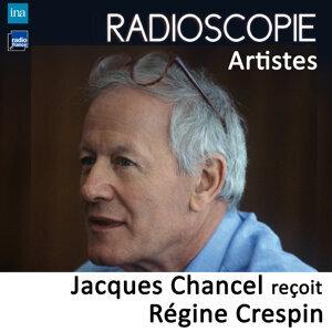 Régine Crespin, Jacques Chancel Foto artis