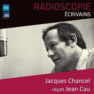 Jean Cau, Jacques Chancel Foto artis