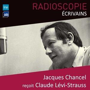 Claude Lévi-Strauss, Jacques Chancel Foto artis