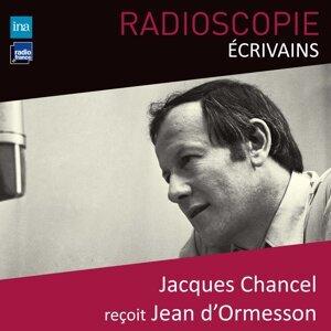 Jean d'Ormesson, Jacques Chancel Foto artis