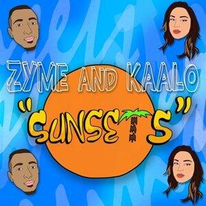 Zyme, Kaalo Foto artis