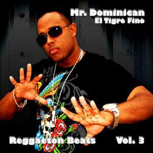Mr. Dominican Foto artis