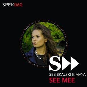 Maya, Seb Skalski Foto artis