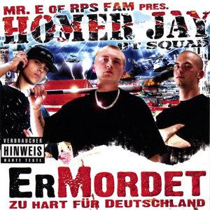 Mr. E of RPS Fam & Homer Jay Foto artis