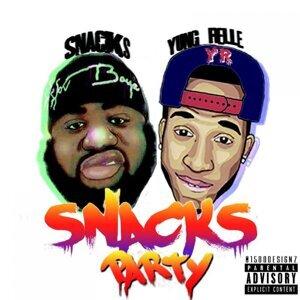 Snacks Party Foto artis