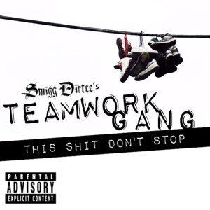 Smigg Dirtee's Teamwork Gang, FirstStreet Frost, Reddy Reg, Young Rebz, Smigg Dirtee Foto artis