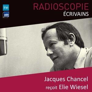 Elie Wiesel, Jacques Chancel Foto artis