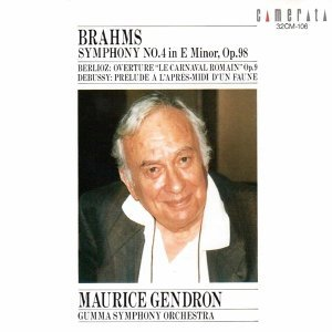 Maurice Gendron, Gumma Symphony Orchestra Foto artis