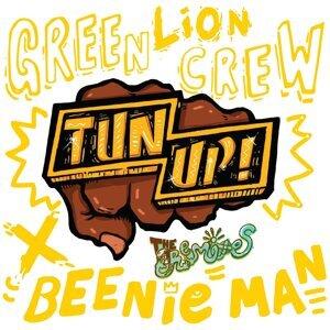 Green Lion Crew, Beenie Man Foto artis
