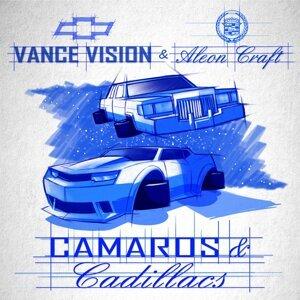 Vance Vision, Aleon Craft Foto artis