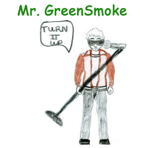 Mr Greensmoke Foto artis
