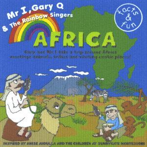 Mr. I, Gary Q & the Rainbow Singers Foto artis