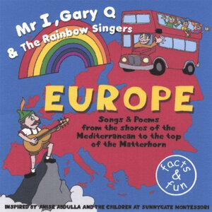 Mr I, Gary Q & the Rainbow Singers Foto artis