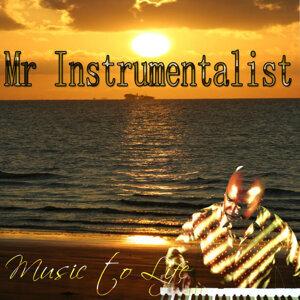 Mr Instrumentalist Foto artis