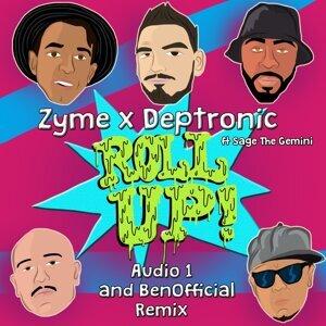 Zyme, Deptronic, Audio 1, Ben Official Foto artis