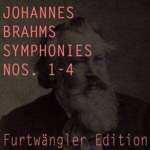 Wilhelm Furtwängler, Berliner Philharmoniker, Wiener Philharmoniker Foto artis