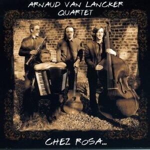 Arnaud Van Lancker Quartet Foto artis