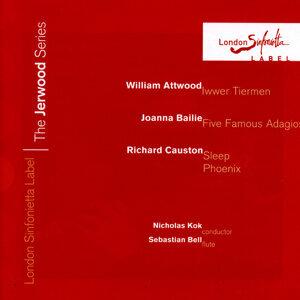 Sebastian Bell, flute/  London Sinfonietta/ Nicholas Kok, conductor 歌手頭像