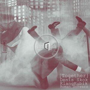 Klangkubik, Denis Skok & Roman Schwarz Foto artis