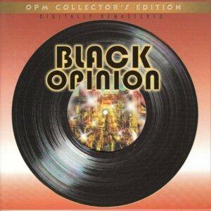 Black Opinion Foto artis