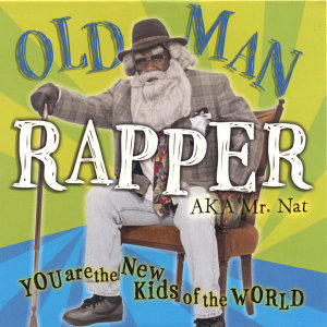 Old Man Rapper/aka Mr Nat Foto artis