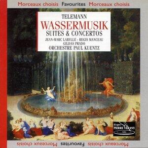 Orchestre Paul Kuentz, Jean-Marc Labylle, Régis Manceau, Gildas Prado Foto artis