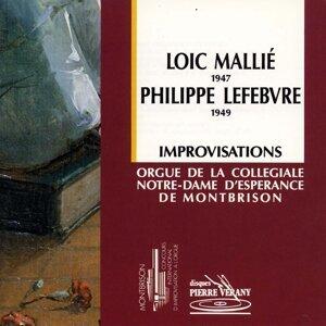 Loïc Mallié, Philippe Lefêbvre Foto artis