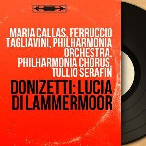 Maria Callas, Ferruccio Tagliavini, Philharmonia Orchestra, Philharmonia Chorus, Tullio Serafin Foto artis