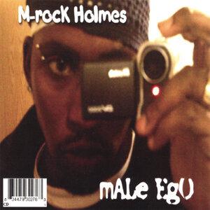 M-rock Holmes Foto artis