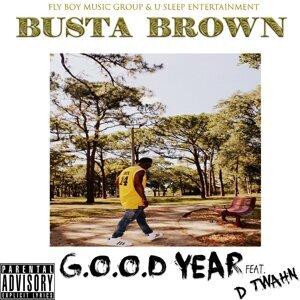 Busta Brown Foto artis