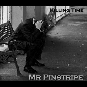 Mr Pinstripe Foto artis