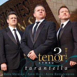 Tri Tenor Cymru 歌手頭像