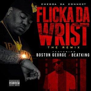 Chedda Da Connect, Boston George, BeatKing Foto artis