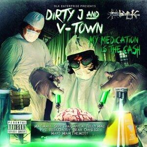 V Town, Dirty J Foto artis