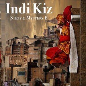 Stezy Zimmer, Mysters.B Foto artis
