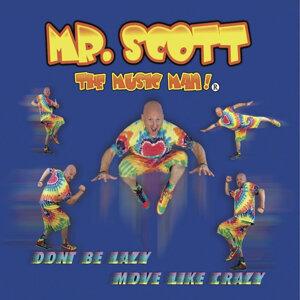 Mr. Scott 'The Music Man' Foto artis